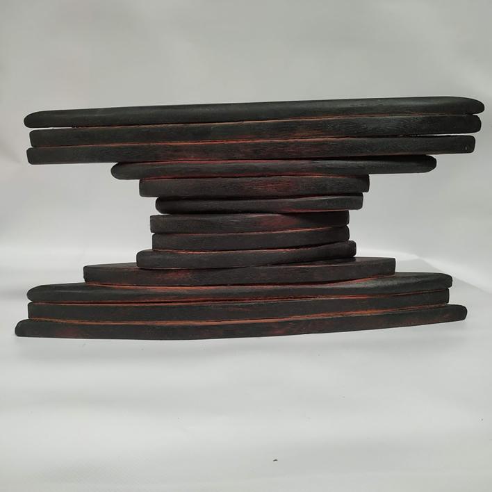 Stratos |Escultura de María X. Fernández | Compra arte en Flecha.es