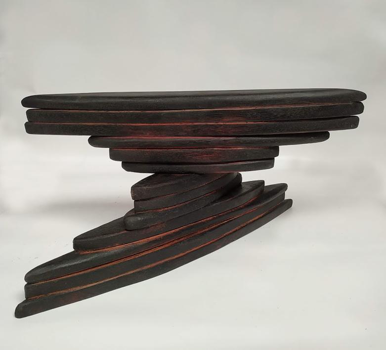 Stratos | Escultura de María X. Fernández | Compra arte en Flecha.es