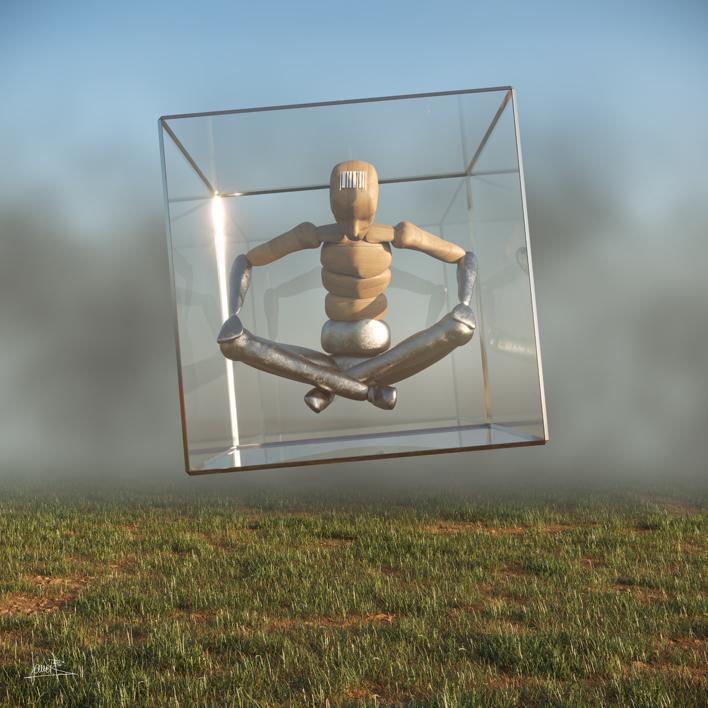 Misticpocresía  Digital de Javier Bueno   Compra arte en Flecha.es