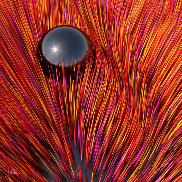 Locura |Digital de Javier Bueno | Compra arte en Flecha.es