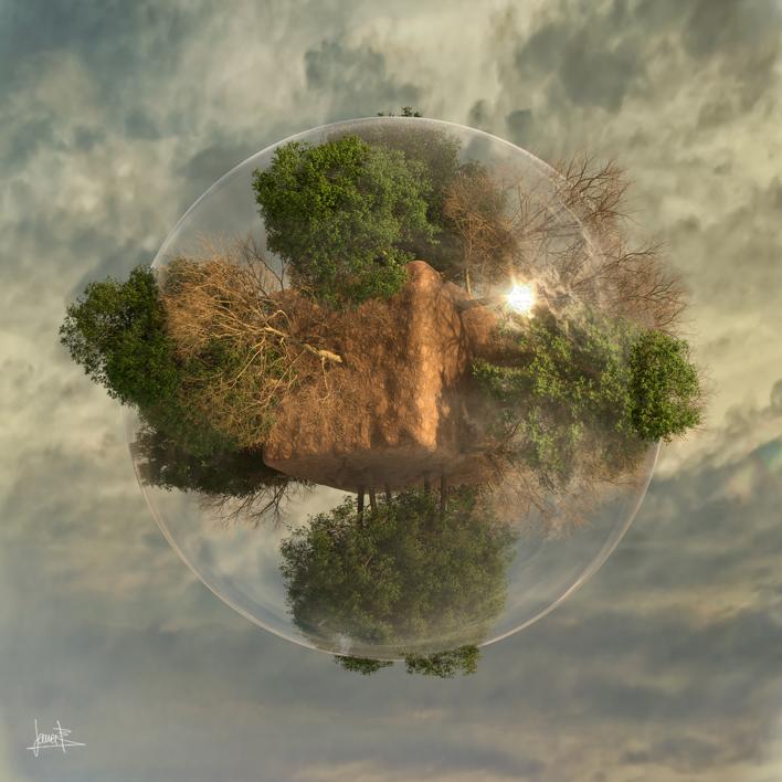 Hacia el Cambio |Digital de Javier Bueno | Compra arte en Flecha.es