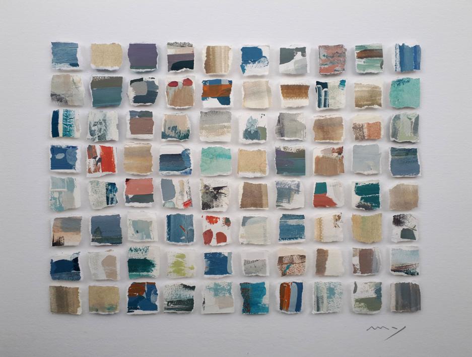 Secuencias III |Collage de May Pérez | Compra arte en Flecha.es