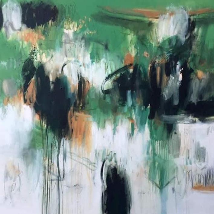 Contradicción |Pintura de Mallo | Compra arte en Flecha.es