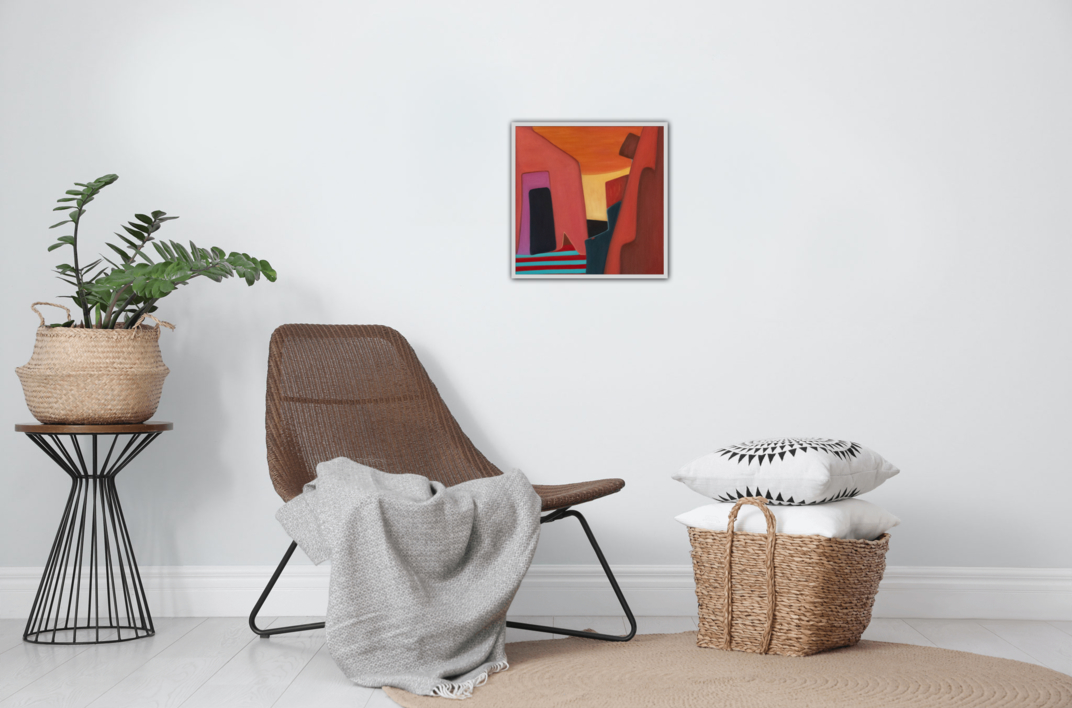 Summer | Pintura de Helena Revuelta | Compra arte en Flecha.es