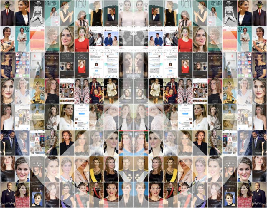 Pack Mención de Honor 2017-2018   Collage de AiVictor   Compra arte en Flecha.es