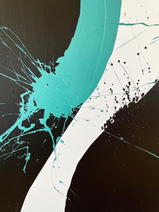 ONDULACIONES | Pintura de ALFREDO MOLERO DOVAL | Compra arte en Flecha.es