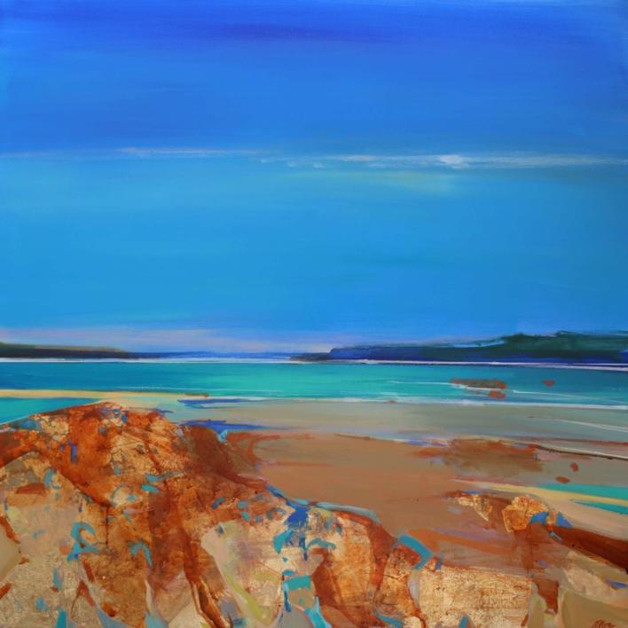 Rising Tide 2 |Pintura de Magdalena Morey | Compra arte en Flecha.es