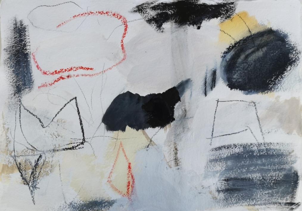 A Changing  Pintura de Eduardo Vega de Seoane   Compra arte en Flecha.es