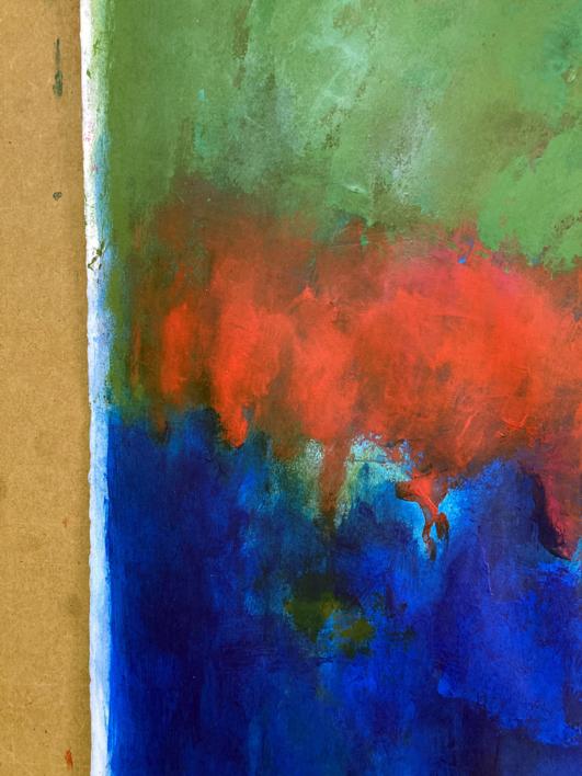 Moment 2   Pintura de Luis Medina   Compra arte en Flecha.es