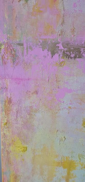LOVE II   Pintura de Mo Barretto   Compra arte en Flecha.es