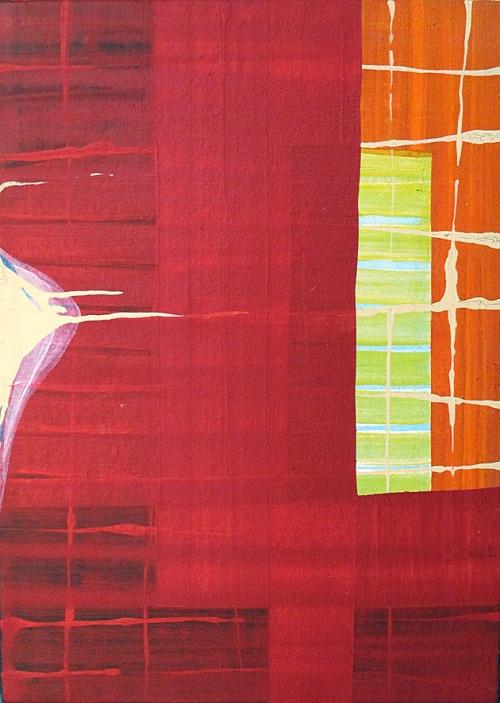 LRL 121 |Pintura de Daniel Charquero | Compra arte en Flecha.es