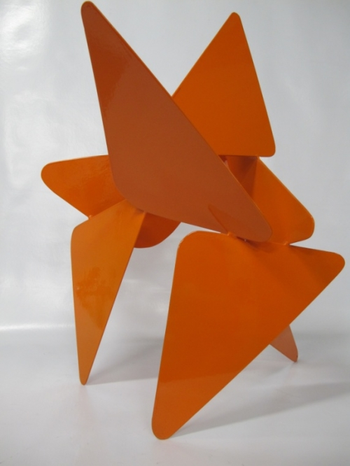 Gold Fish |Escultura de Raquel Fernández Santos | Compra arte en Flecha.es