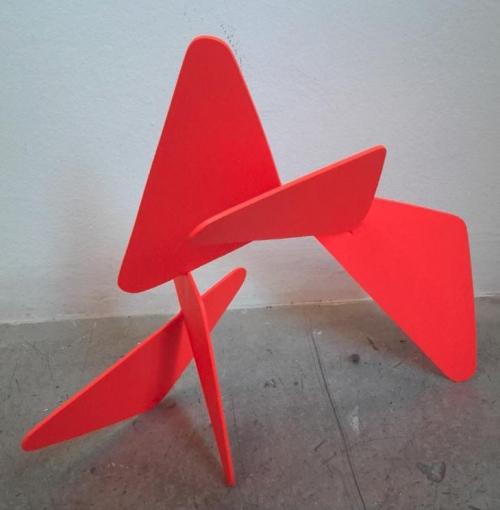 Glow Fish |Escultura de Raquel Fernández Santos | Compra arte en Flecha.es