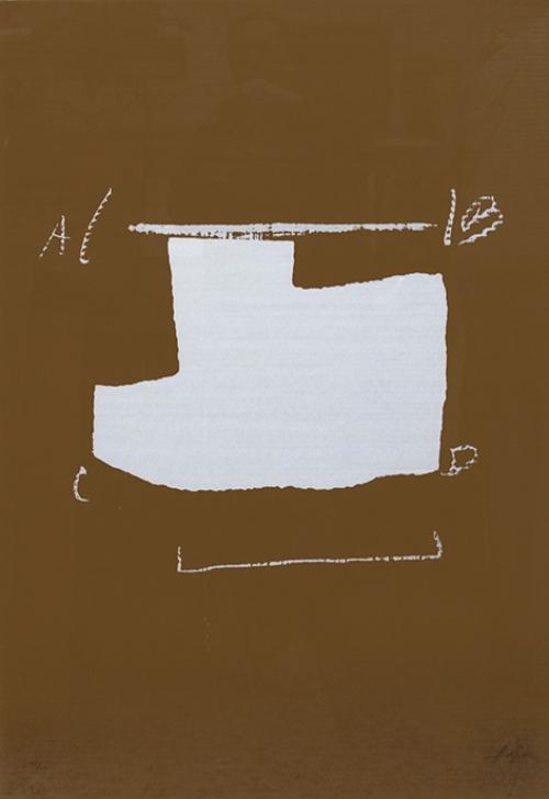 Memòria Personal. Fragment Biogràfic. |Obra gráfica de Antoni Tàpies | Compra arte en Flecha.es
