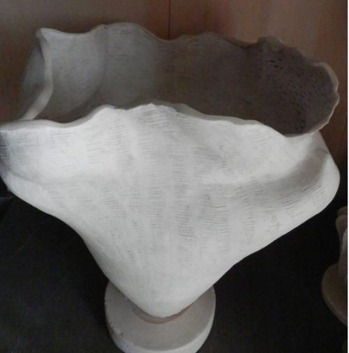Coral Ondulado |Escultura de Carmen Vila | Compra arte en Flecha.es