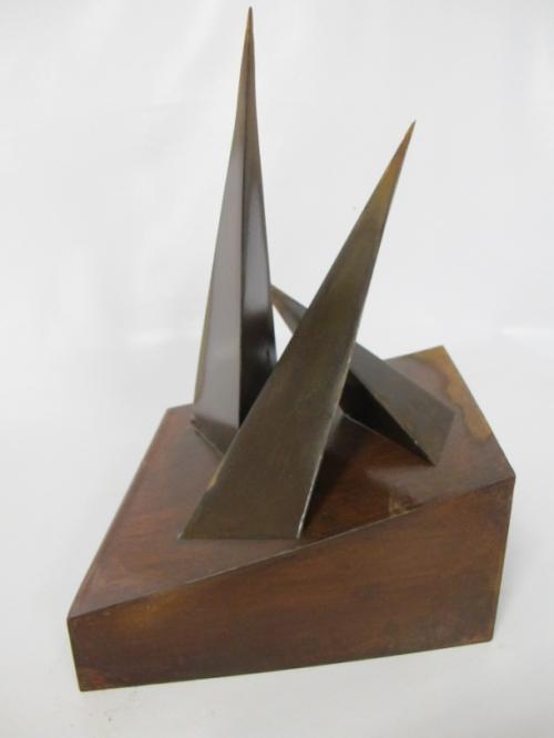 Retazos II |Escultura de Raquel Fernández Santos | Compra arte en Flecha.es
