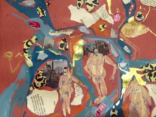 Sangita |Pintura de SINO | Compra arte en Flecha.es