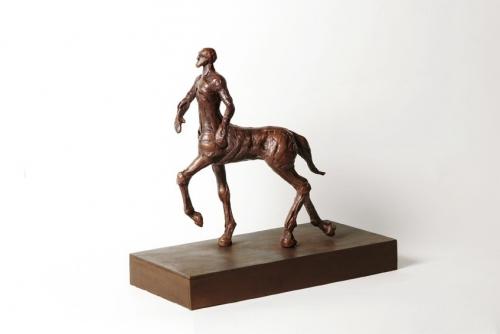 Centauro II |Escultura de Fernando Suárez | Compra arte en Flecha.es