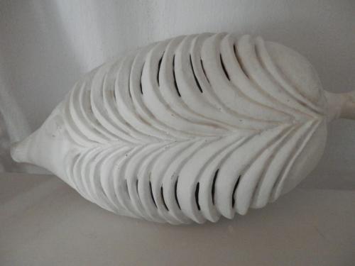 Pez Espiga |Escultura de Carmen Vila | Compra arte en Flecha.es