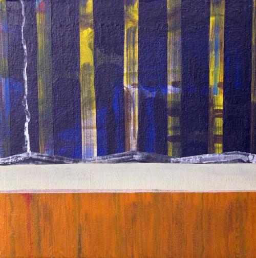 LRL 125 |Pintura de Daniel Charquero | Compra arte en Flecha.es