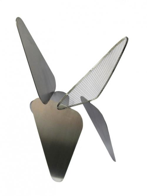 Algo menos |Escultura de Raquel Fernández Santos | Compra arte en Flecha.es
