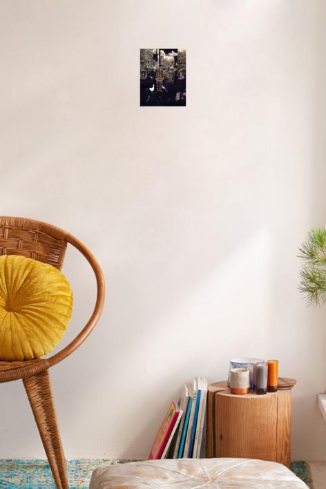 Preso 53 | Collage de Ana Agudo | Compra arte en Flecha.es