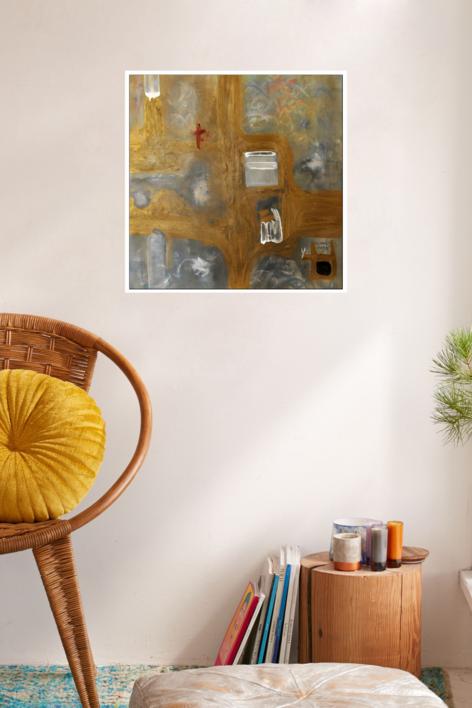 Curvisme - 375 | Obra gráfica de RICHARD MARTIN | Compra arte en Flecha.es