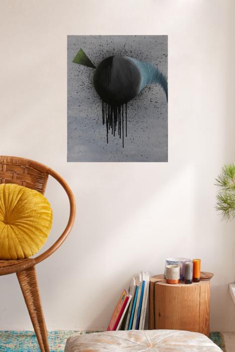 The First Phase | Pintura de Alina Mar | Compra arte en Flecha.es