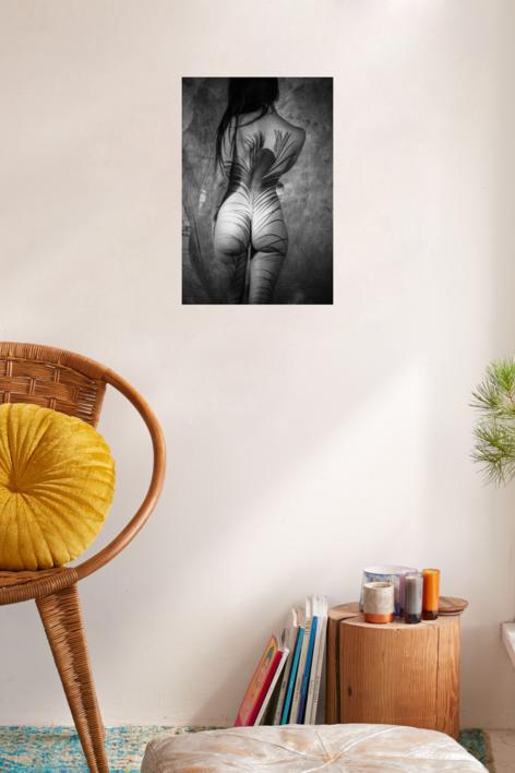 Anatomía natural, salvaje #2 | Fotografía de Emilio Jiménez | Compra arte en Flecha.es