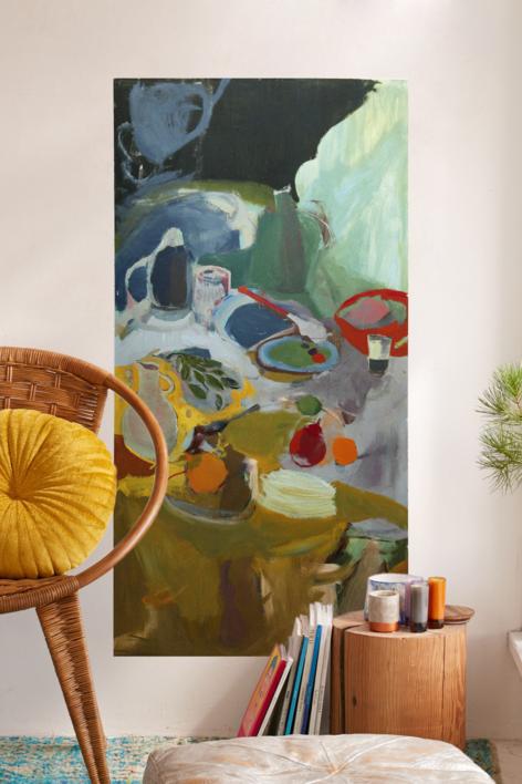 MERIENDA | Pintura de SINO | Compra arte en Flecha.es