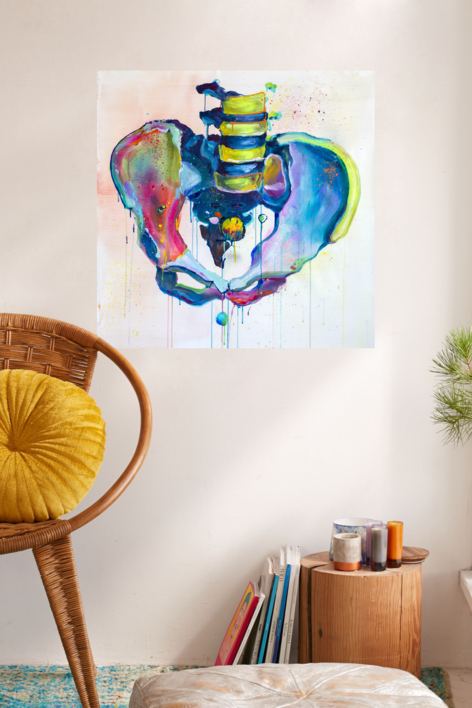 Swing | Obra gráfica de Misterpiro | Compra arte en Flecha.es