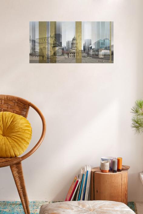 Berlín/París 1 | Digital de Paco Díaz | Compra arte en Flecha.es