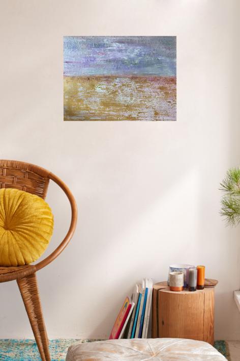 Playa | Pintura de Enric Correa | Compra arte en Flecha.es