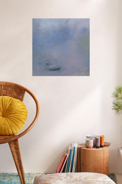 Llauts | Pintura de María Julia Bennassar | Compra arte en Flecha.es