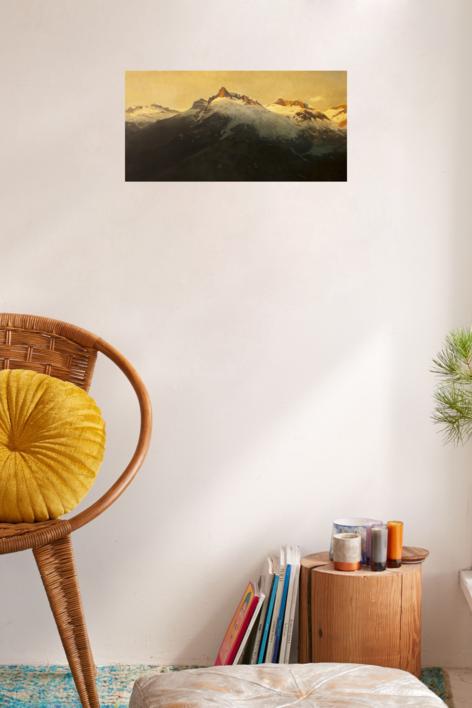 Pirineo | Pintura de Orrite | Compra arte en Flecha.es