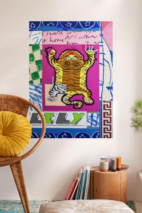301 Moved Permanently | Pintura de Nadia Jaber | Compra arte en Flecha.es