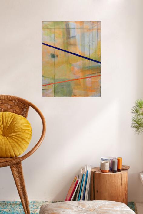 Untitled II | Pintura de María Magdaleno | Compra arte en Flecha.es