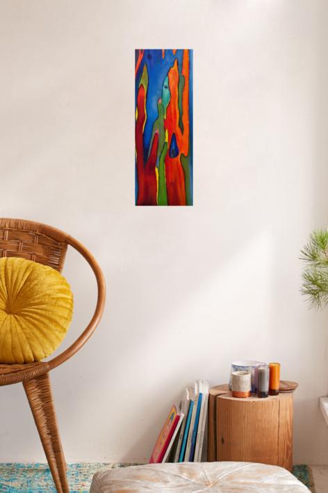 Batur | Pintura de Maite Rodriguez | Compra arte en Flecha.es