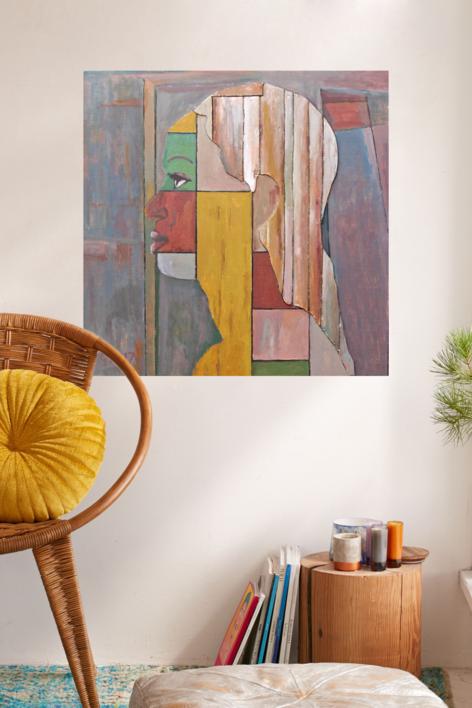 COMPOSICIÓN CONSTRUCTIVISTA | Pintura de Vicente Gonzalo | Compra arte en Flecha.es