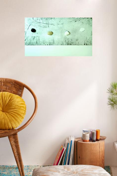 C´est la Vie | Obra gráfica de Prado de Fata | Compra arte en Flecha.es