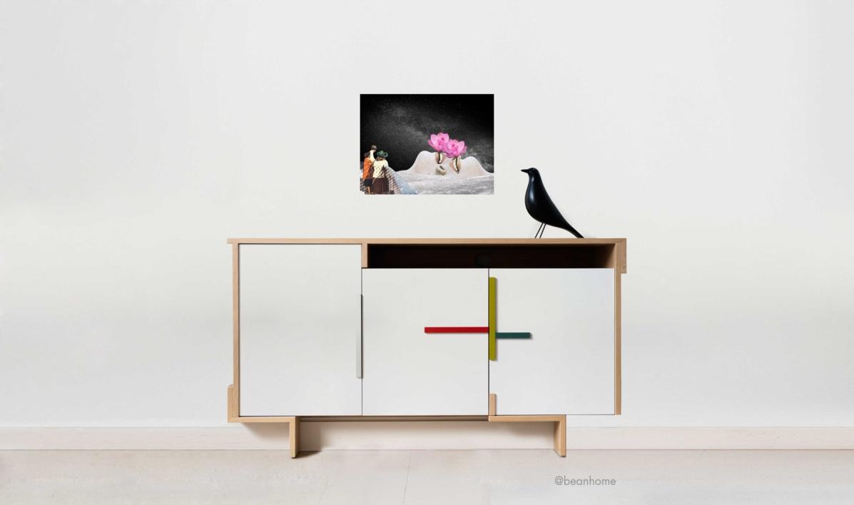 Dreams | Collage de Jaume Serra Cantallops | Compra arte en Flecha.es