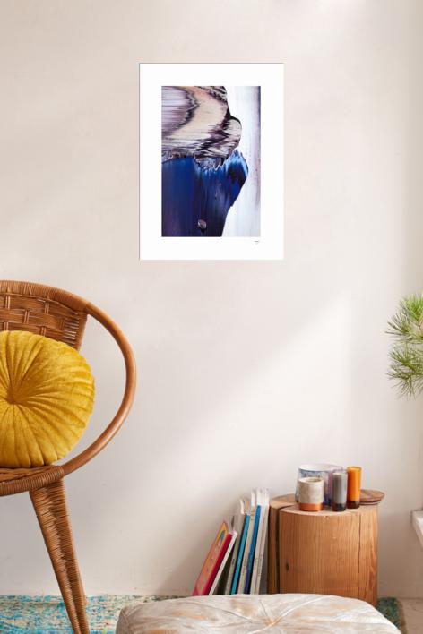 Iris, (March 31, 2014 detail 1)   Digital de Justin Terry   Compra arte en Flecha.es