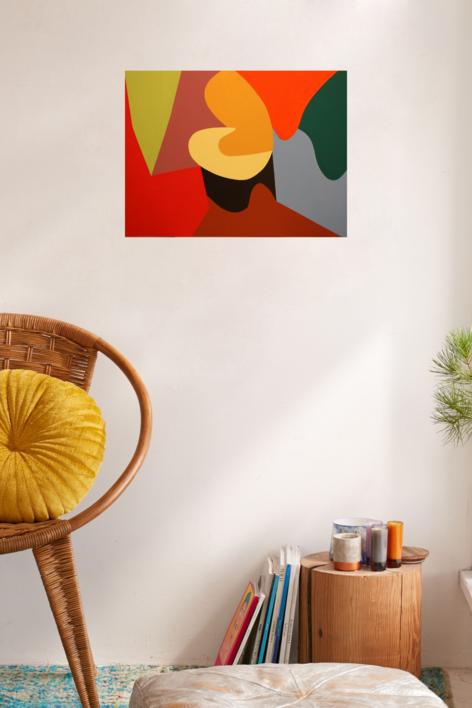 CHISTERA | Pintura de Cinpala | Compra arte en Flecha.es