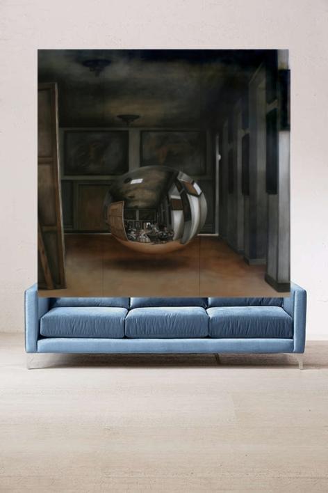 Todo lo visible descansa en un fondo invisible | Imagen en movimiento de Enrique González | Compra arte en Flecha.es