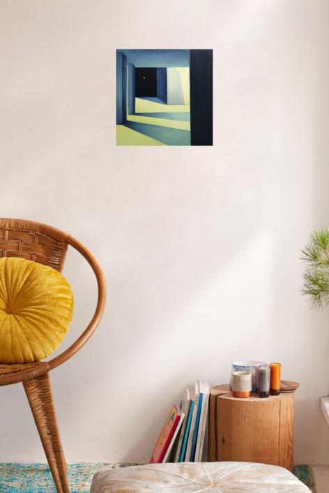 X | Pintura de Elena martí zaro | Compra arte en Flecha.es
