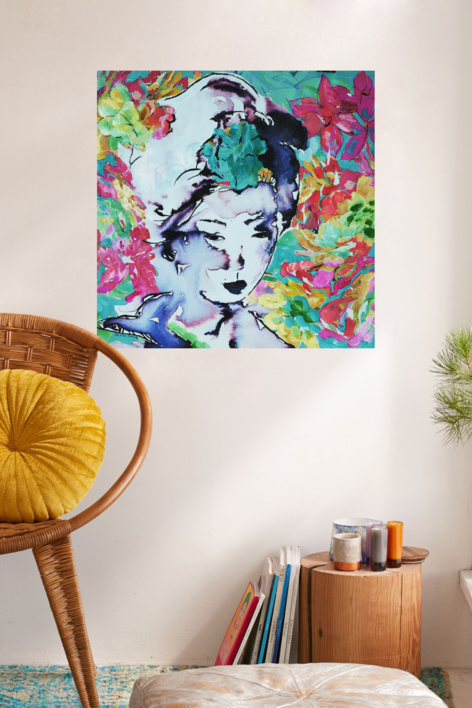 Sombras parciales | Collage de Ana Soler Fernandez | Compra arte en Flecha.es