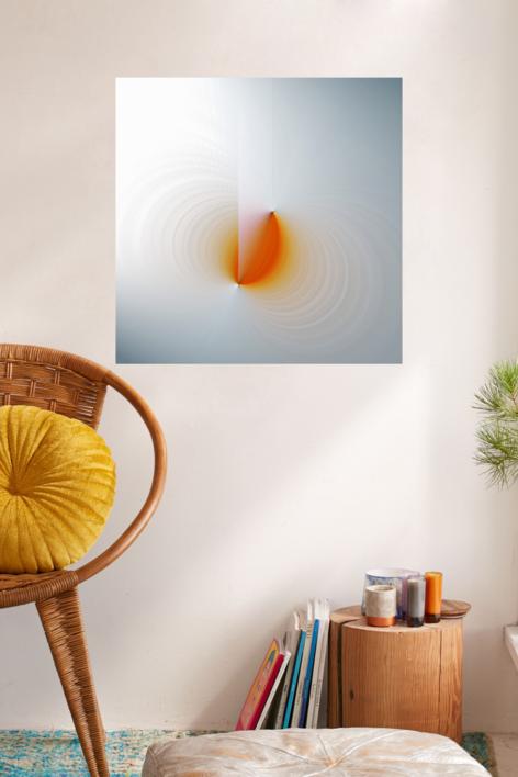 ENTRE LUZ Y COLOR Nº 12   Digital de rocamseo   Compra arte en Flecha.es