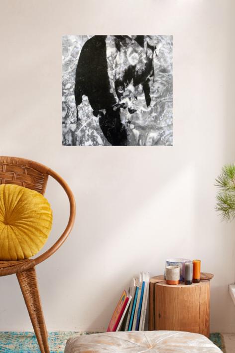 Bruna II | Pintura de Iago Eireos | Compra arte en Flecha.es