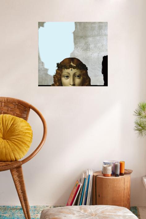 ELLEN | Pintura de Enrique González | Compra arte en Flecha.es