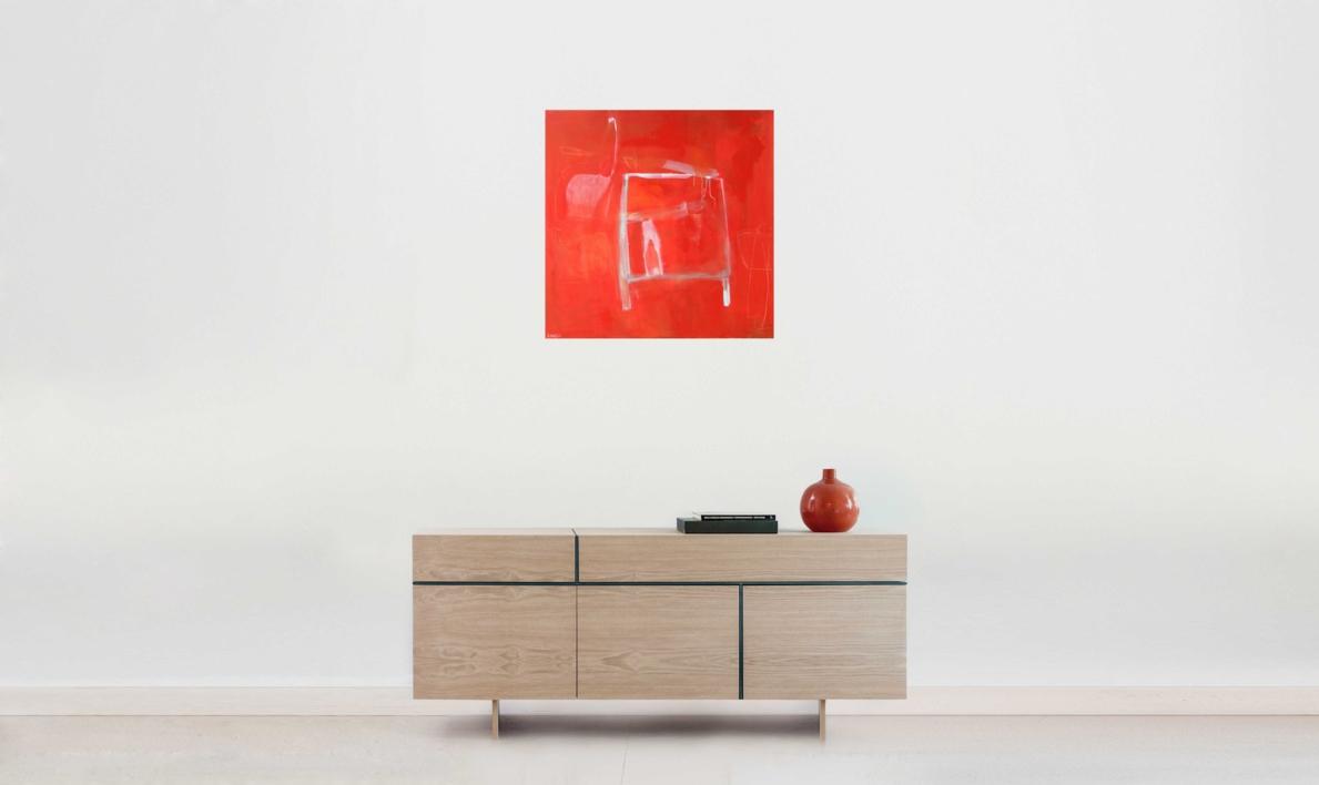 Espacio abierto | Pintura de Álvaro Marzán | Compra arte en Flecha.es